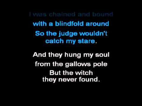 Billy Talent The Dead Can't Testify Karaoke