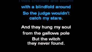 Billy Talent The Dead Can't Testify Karaoke