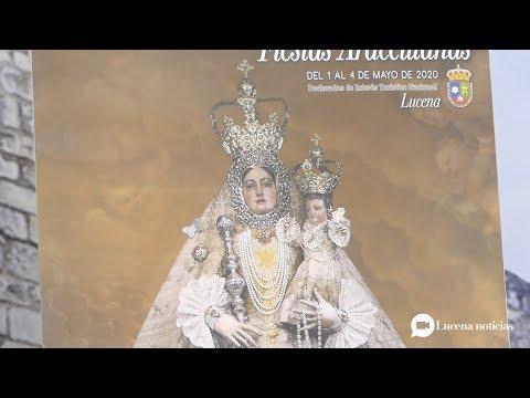 VÍDEO: Una obra de Juan Pérez Cañete ilustrará el cartel de las Fiestas Aracelitanas 2020