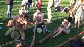 Скачать День хиппи в парке Царицыно 01 06 2011