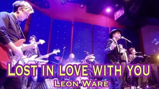 Lost in love with you / Leon Ware (Cover)