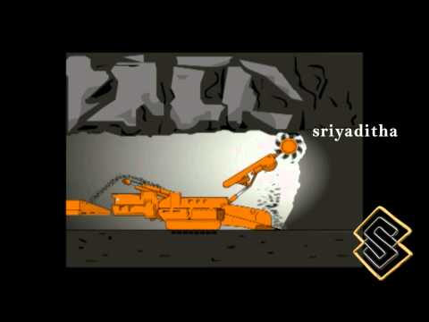 Continuous Mining , 2D Animation and Graphics For Sriyaditha Graphics Universe in madurai .