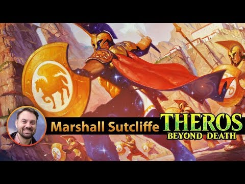Theros Beyond Death Draft | Channel Marshall
