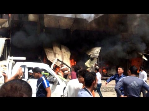 ISIS claims responsibility for deadly Iraq car bombings