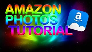 Amazon Prime Photos Tutorial - Download All At Once!