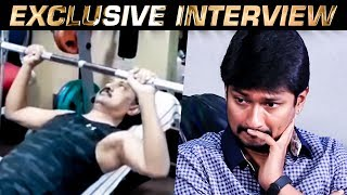 Udhayanidhi Stalin reacts to Stalin's Gym video    STR 3