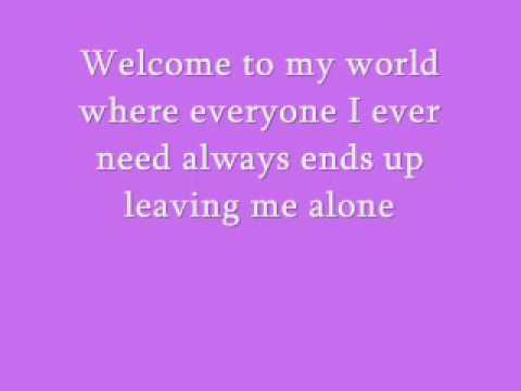 Sick Puppies My World - [(Lyrics)] My World - Sick Puppies ...