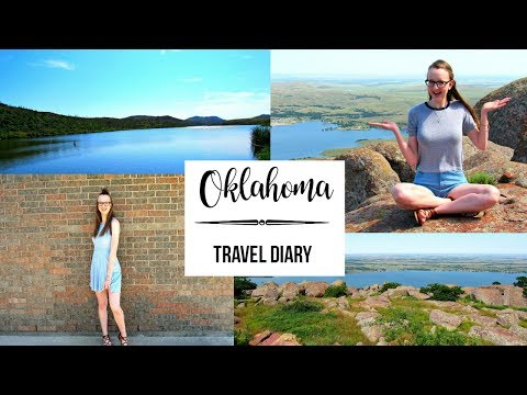 Oklahoma Travel Diary!! || Mount Scott, Shopping and More!!