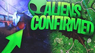 ALIENS CONFIRMED IN FORTNITE! NEW UPDATED DUSTY DEPOT! (4.4V PATCH)