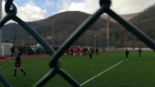 Sinop'ta maç kavgası