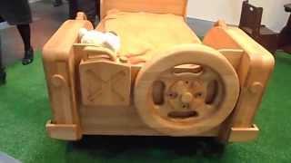Кровать-машина из натурального дерева Абсолют.(, 2013-03-25T17:57:59.000Z)