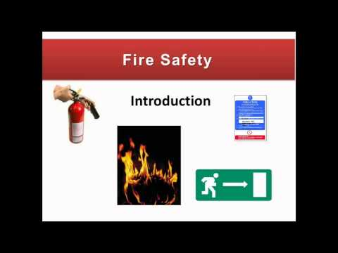 Fire Safety Webinar from Peninsula Business Services Ireland