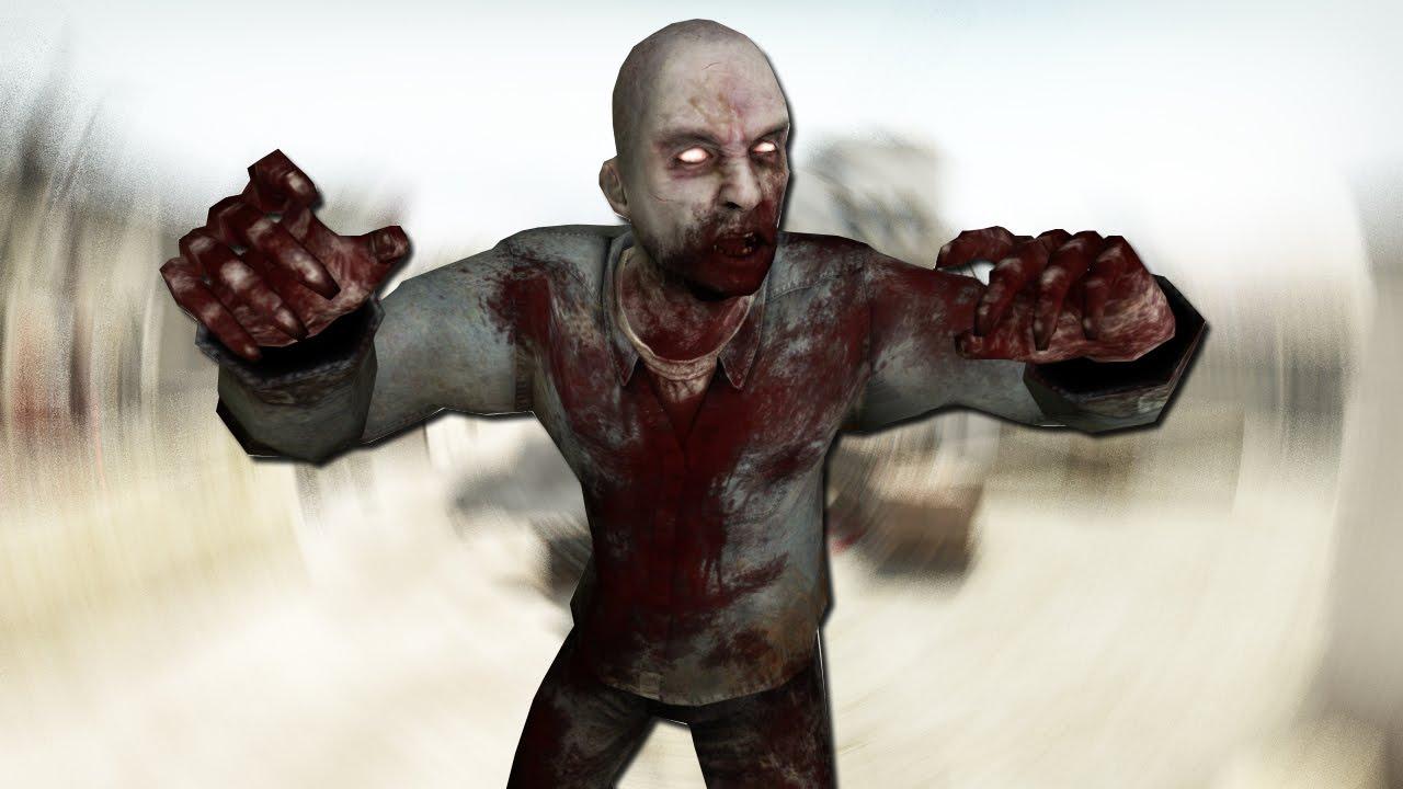 кс гоу смотреть зомби