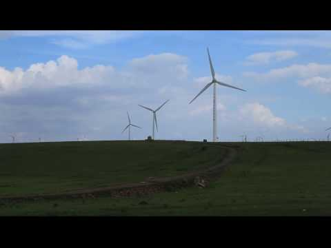 Hopewind Wind Turbine Converter for Inner Mongolia Wind Power Plant Project