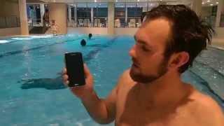 Samsung Galaxy S5 & Gear Fit wirklich wasserdicht