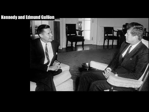 James DiEugenio: JFK's Attempts to Reform US Foreign Policy (2017)