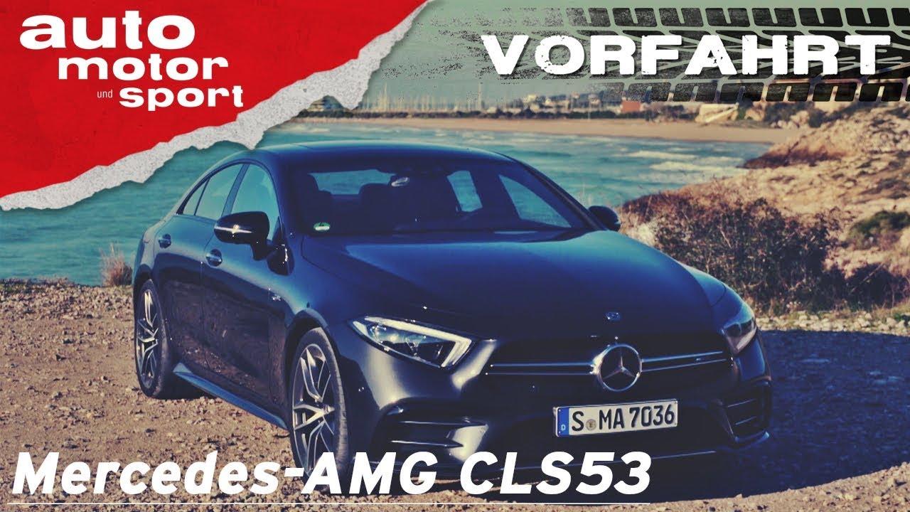 Amokfahrt Scharbeutz mercedes-amg cls 53: ein hybrid-amg?! - vorfahrt (review