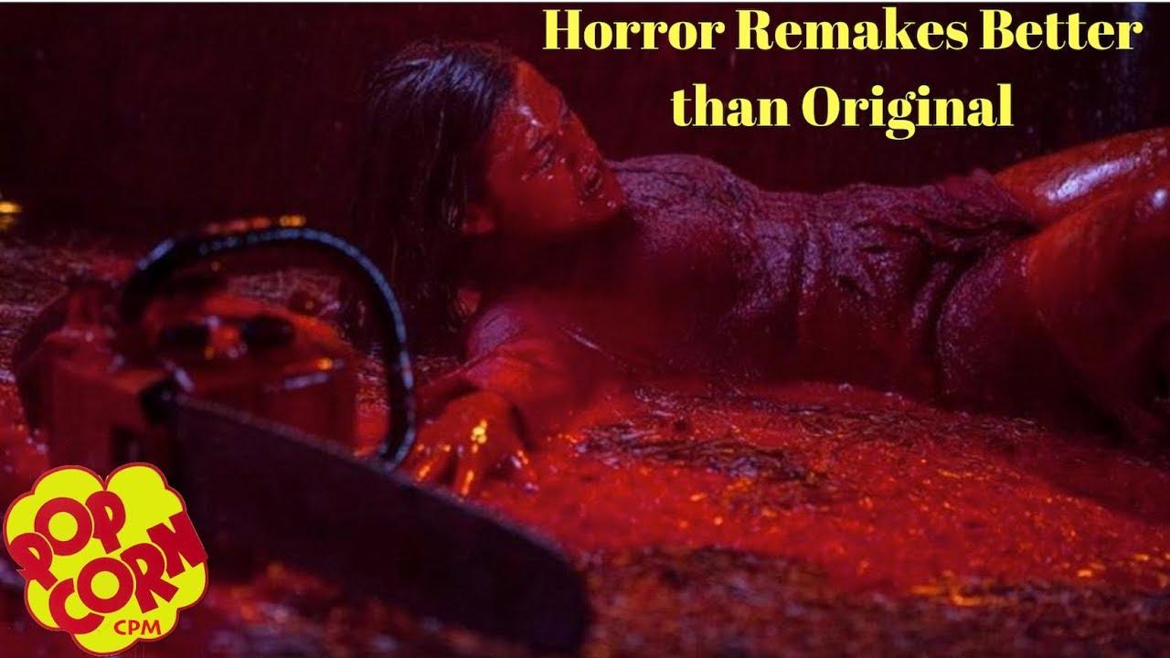 Best Horror Movie Remakes! (2018)