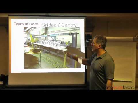 What is Laser Seminar - CO2 Laser Basics, Explanation of Plotter versus Galvo Lasers