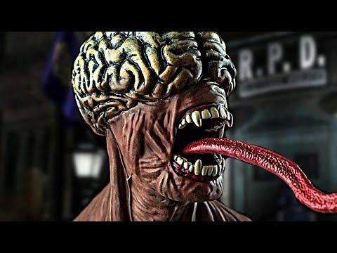 The Horrifying LICKER • Resident Evil LORE