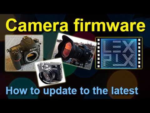 How to update the firmware on digital...