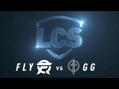 FLY Vs GG - Game 1   Playoffs Round 1   Spring Split 2020   FlyQuest Vs. Golden Guardians