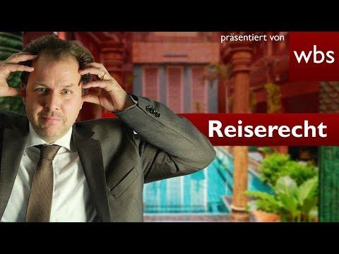 Die 5 kuriosesten Urteile aus dem Reiserecht | Rechtsanwalt Christian Solmecke