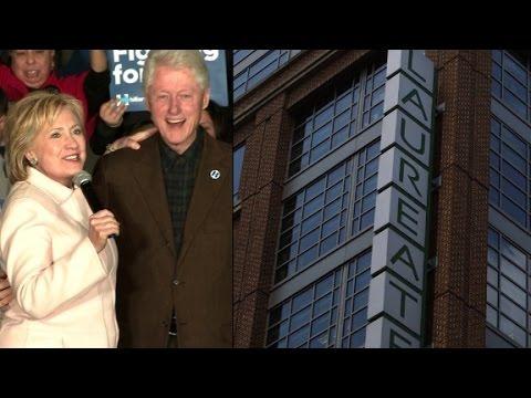 Is For-profit School Clinton's 'university Prob...