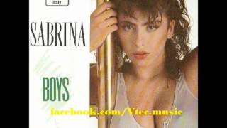 Sabrina - Boys Boys Boys (V-Tec Remix) + DOWNLOAD
