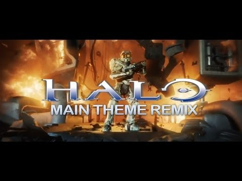 "Halo Theme Remix - ""Combat Evolved Theme"""