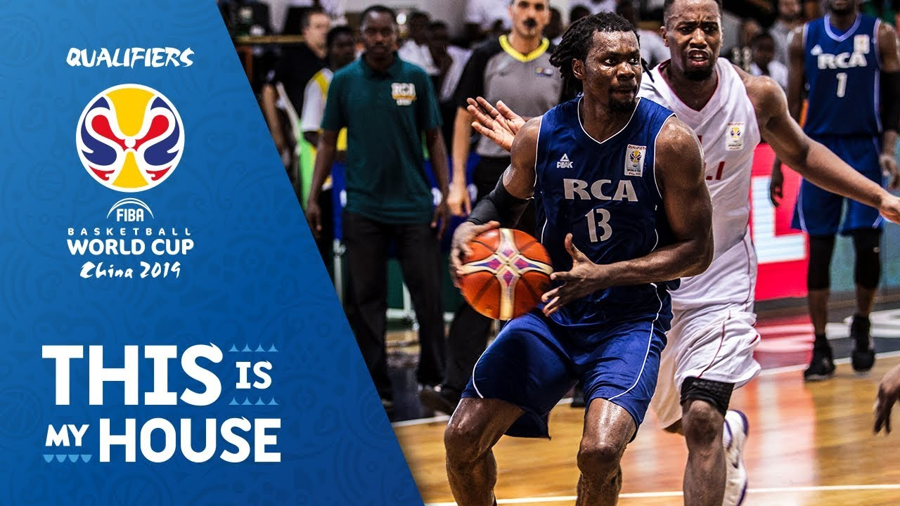 Mali v CAF - Highlights - FIBA Basketball World Cup 2019