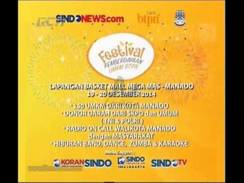 Iklan SindoNews.com - Promo Festival Pemberdayaan Umkm Btpn