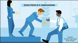 An introduction to onboarding module in zoho people