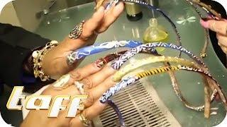 Göttinnen der langen Fingernägel! Warum lassen sie sich die Nägel wachsen? | taff | ProSieben