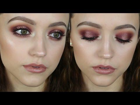 Rose Gold Pop | Makeup Tutorial