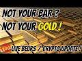 Live Koers Update: Shell Dividend, Bitcoin Halving