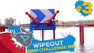 WIPE OUT CHALLENGE #3 | WAT EEN SALTO!