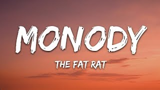 TheFatRat - Monody (Lyrics) feat. Laura Brehm Resimi