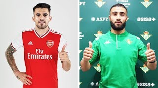 ARSENAL SIGN CEBALLOS FROM REAL MADRID?! | TRANSFER ROUNDUP!