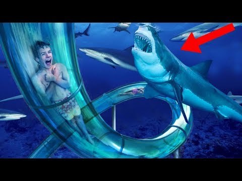 Most INSANE Water Slides In The World!