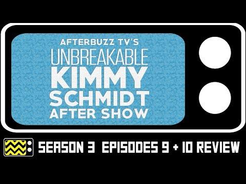 Download Unbreakable Kimmy Schmidt Season 3 Episodes 9 & 10 Review & After Show | Afterbuzz TV