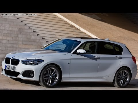 2016 bmw 1 series 5 door exterior look youtube. Black Bedroom Furniture Sets. Home Design Ideas