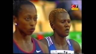 1999 World Championships, Women