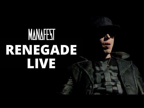 Manafest Renegade Live in Concert