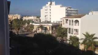 Arcos Playa Apartments, S'illot, Majorca. Room 311