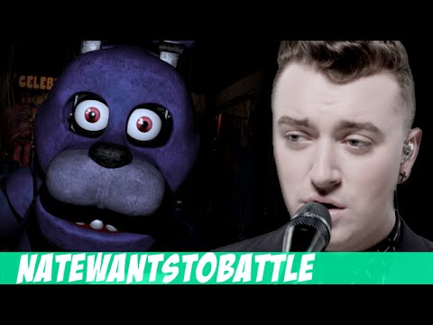 """Stay Away From Me"" A Five Nights at Freddy's Parody Song"