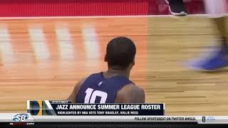 Jazz Announce 2019 Summer League Roster