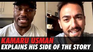 Kamaru Usman & ESPN's Brett Okamoto Discuss Khabib, Ferguson, Masvidal and Gaethje