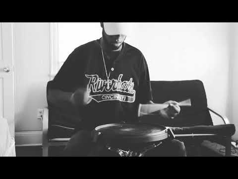 A$AP Mob - Feels So Good. Snare Cover ALFRED Freestyle
