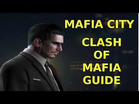 Clash of Mafia Guide - Mafia City